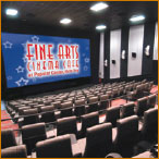 Fine Arts Cinema Cafe - Popular Center
