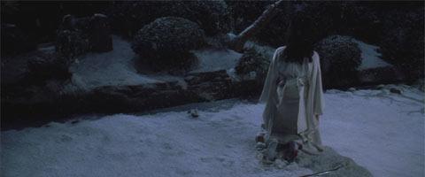 Sangre en la nieve: el final de O-Ren Ishii
