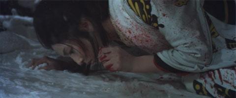 Sangre en la nieve: El final de Lady Snowblood